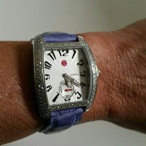 ♥️♥️ Michele Mini Urban Diamond Watch